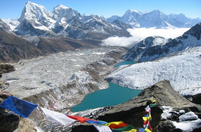 Everest Base Camp Trek via Gokyo Lakes and Cho La Pass
