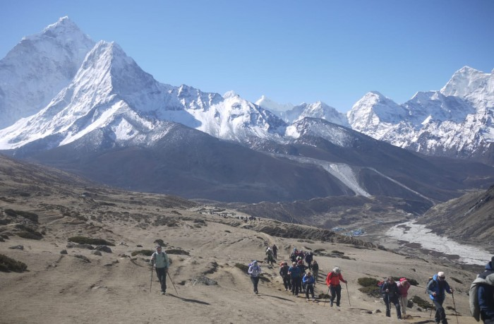 Everest and Annapurna Trek
