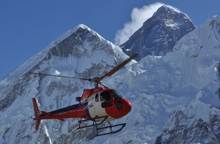 Everest Base Camp and KalaPatthar Helicopter Tour