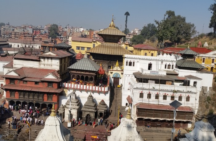 Pashupatinath and Boudhanath half day tour