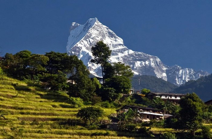 City of Temples to the Lap of Annapurna