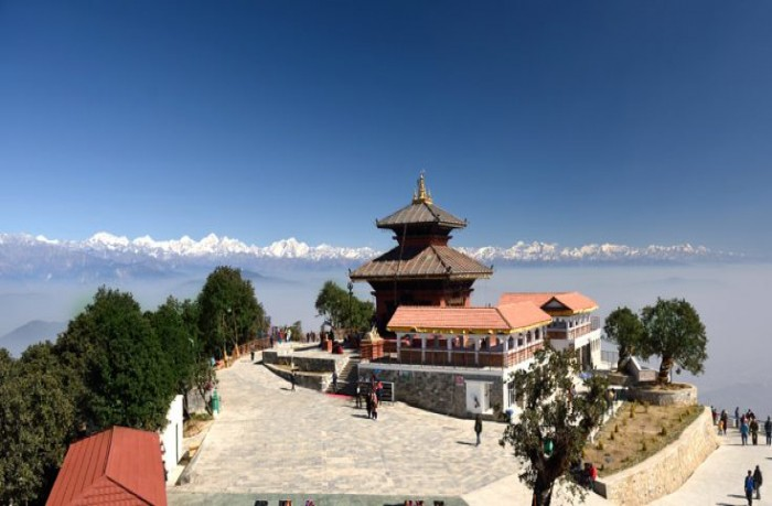 Chandragiri Hills Tour