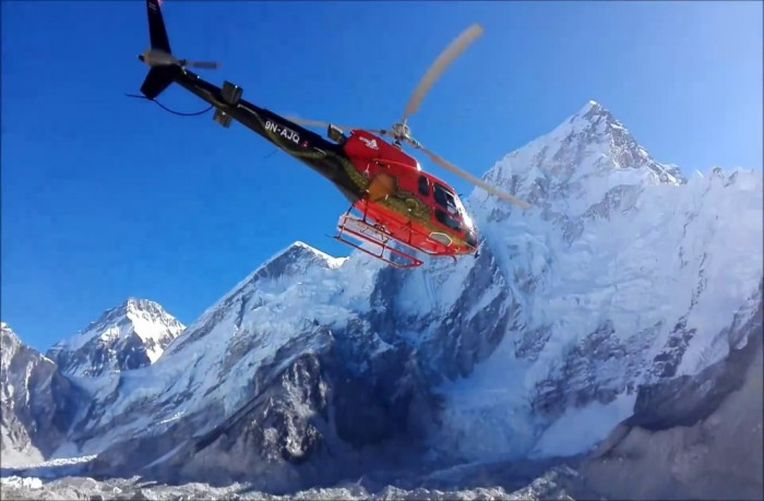 Everest Base Camp Helicopter Tours