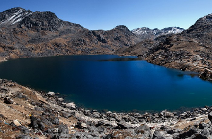 Holy Hike to Gosaikunda Lake