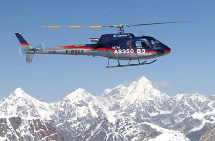 Langtang Valley Private Helicopter Tour