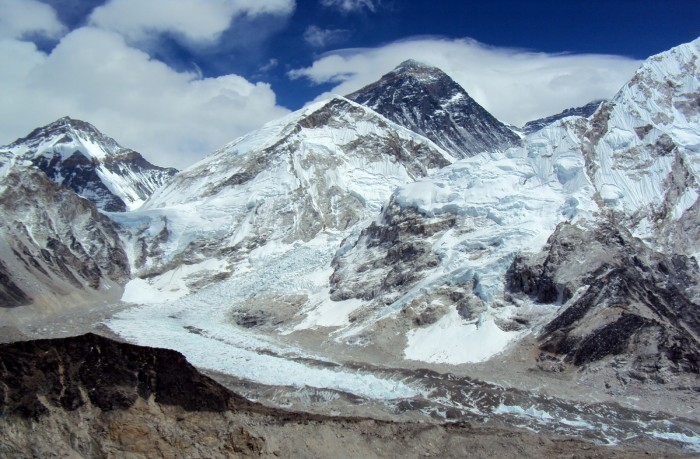 Private Helicopter tour to Everest Base Camp