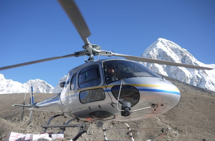 Annapurna Base Camp Private Helicopter Tour