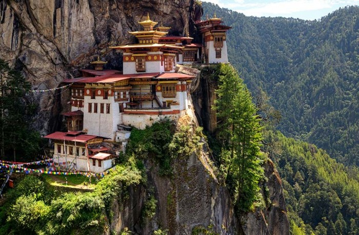 Nepal and Bhutan special